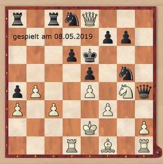 Schach, André Hüller, Dresden