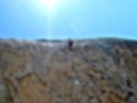 Bergsteiger Training der DiBaB GmbH im Gebiet Céüse