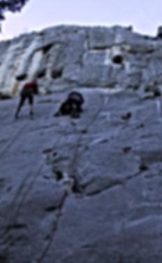 André Hüller leitet das Training der DiBaB GmbH die Bergsteiger am Bau