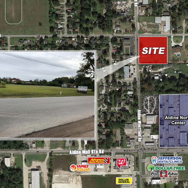 2.2 Acres - 13220 Aldine Westfield
