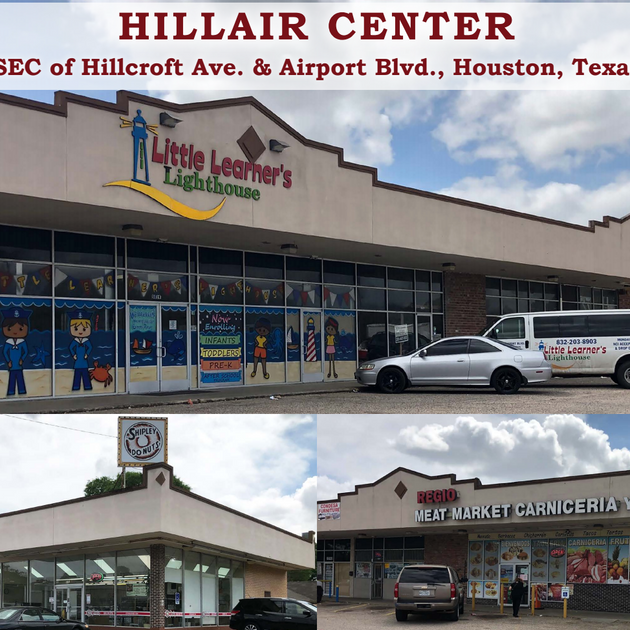 Hillair Center