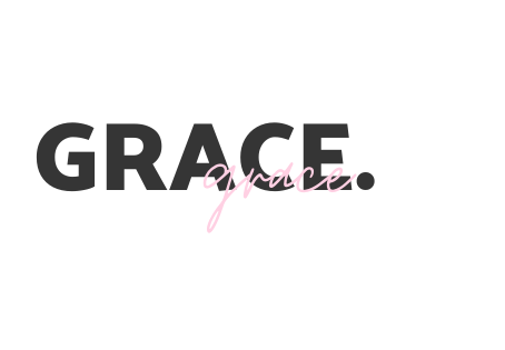 God's grace is sufficient for you