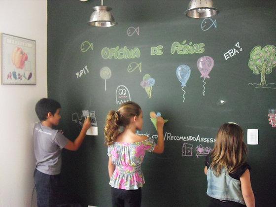 Oficina de Férias para crianças