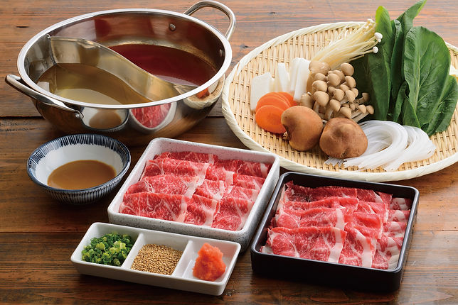 shabushabu buffet