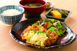 Chicken Namban Teishoku