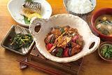 Japanese healthy food