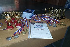 Открытый Кубок Ефима Хайдурова