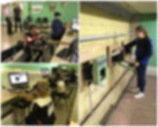 """Кубок Хайдурова 2018, клуб СКИФ, Молодежный центр """"Здоровье нации"""", пулевая стрельба инвалидов"""