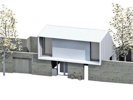 Morpeth Road Housing