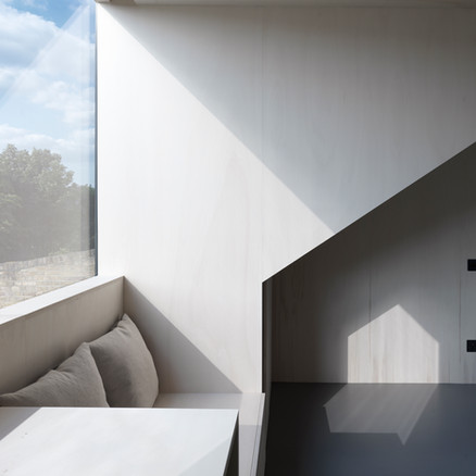 Stapleton Hall Road project longlisted for Dezeen Awards