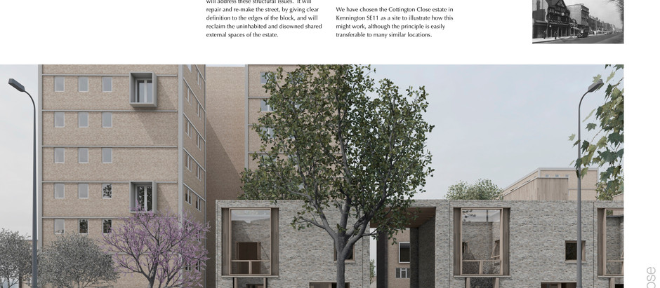 Restock London Housing Competition