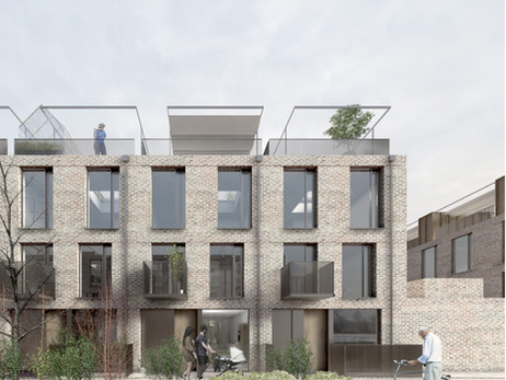 IBLA shortlisted in Sunday Times 'House of the Future' competition