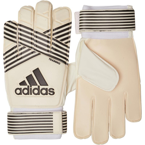 66a6d647a103 adidas ACE Training Goalkeeper Gloves Clear Onix/Core Black/White
