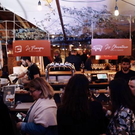 Les Mercredis au Marché - Nouveau concept événementiel d'hiver à La Table d'Emile & Fernand 🍷