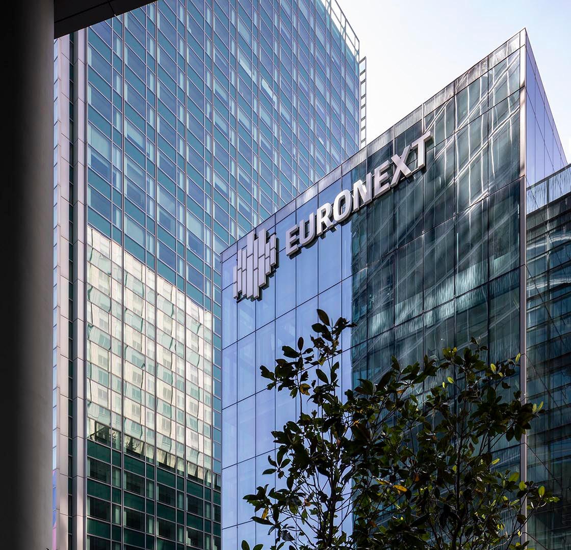 Euronext, Paris la Défense - France