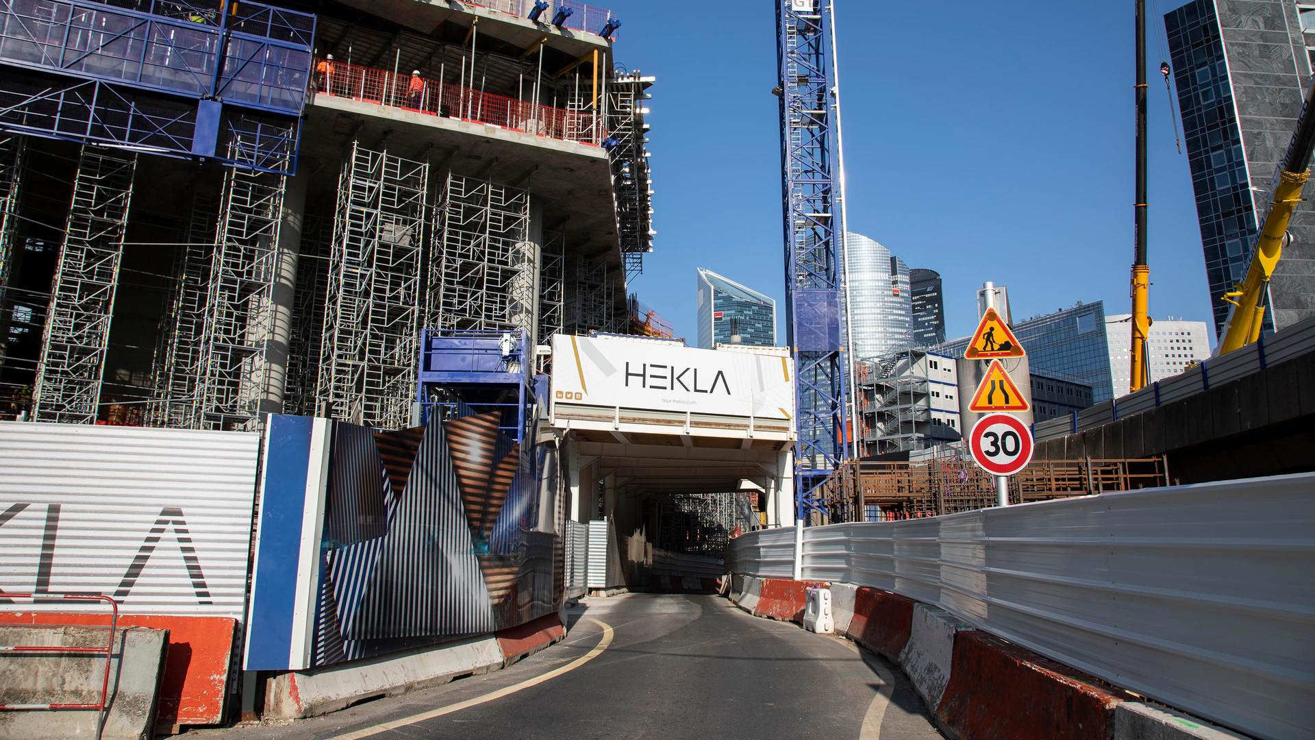 Tour Hekla, Paris La Défense - France
