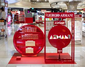 Giorgio Armani fragrances
