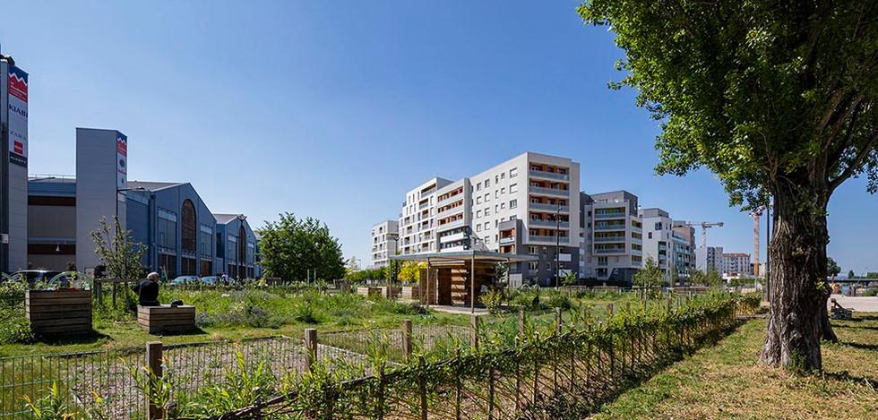 Le Millénaire, Aubervilliers - France