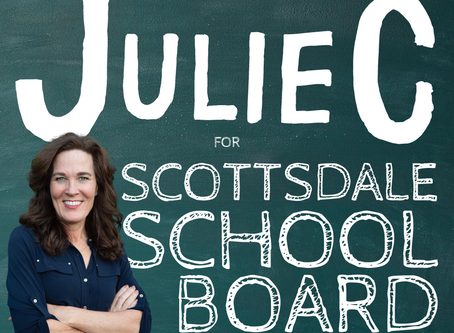 Voices for Julie - read what a few of the community supporters have to say about Julie as a leader.