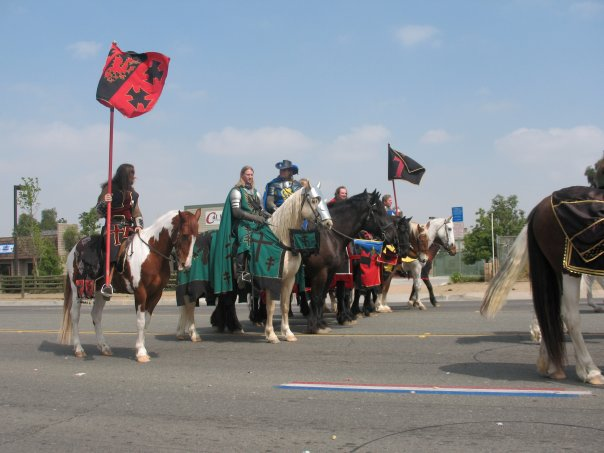 Norco Horseweek Parade