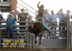 Norco Horseweek, Bull riding
