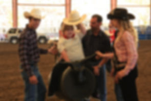 Norco Horseweek, Challenged Children's Rodeo