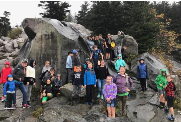 FernLeaf Community Charter School fieldwork and overnights