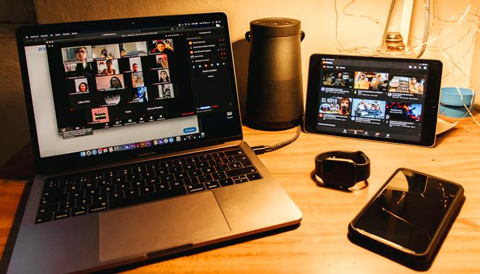 Aplicativos de chamada de vídeo
