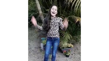 Aluna - Maria Eduarda Cavelari