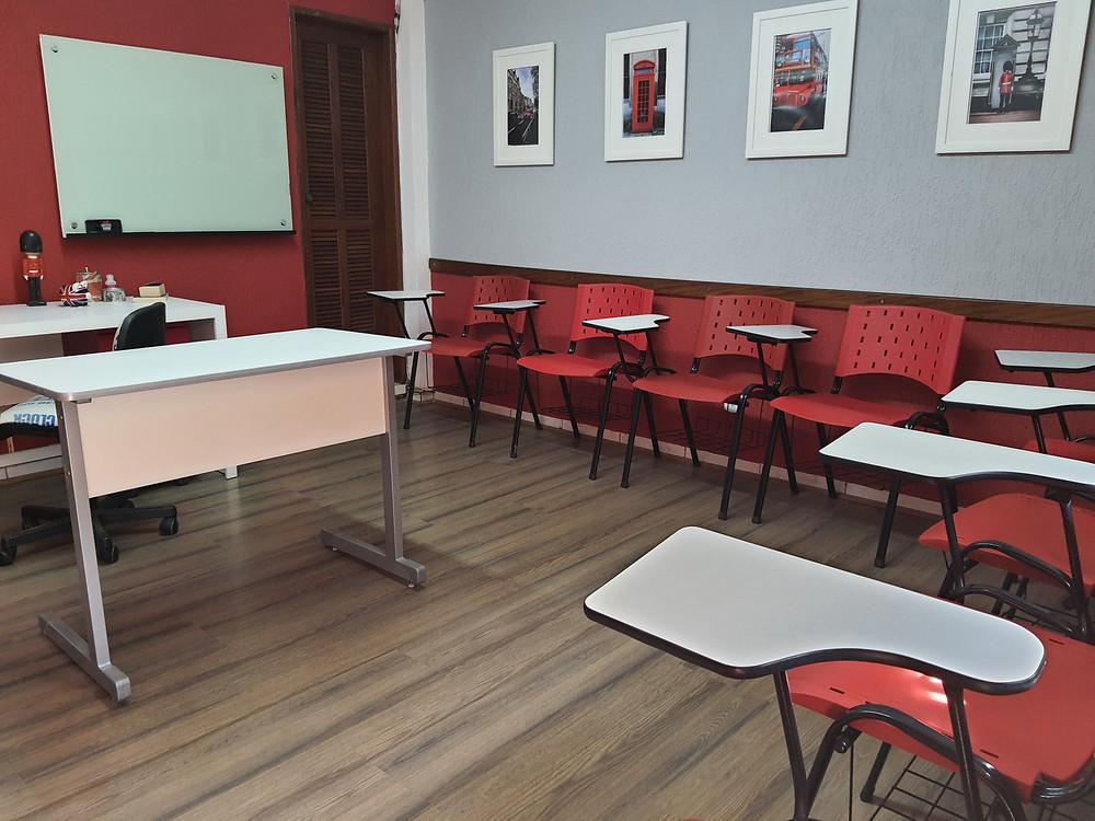 Sala de Inglês - Connections