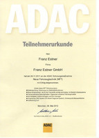 ADAC Teilnehmerurkunde Franz Estner_NFT.