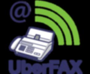 UberFax Logo
