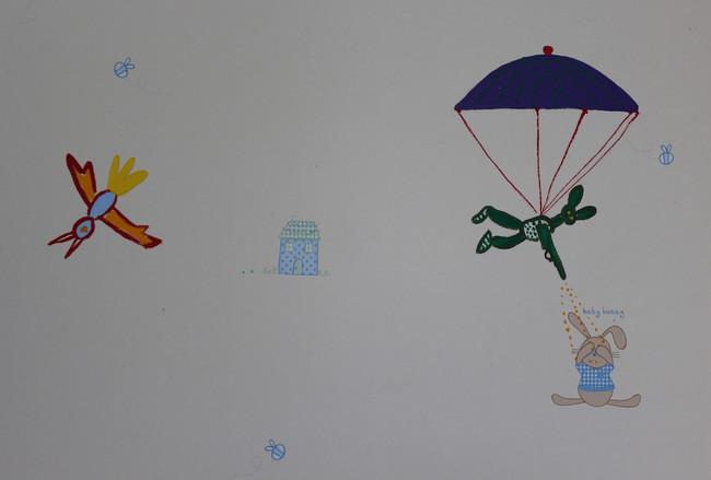 Wallpaper 1, Detail 1