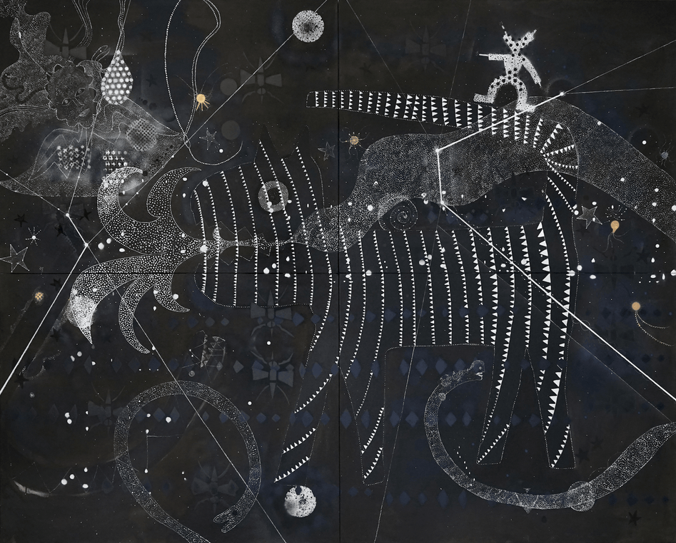 Cunaguaro, Constellation 2