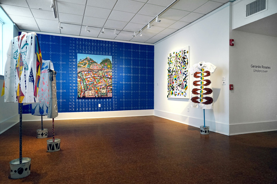 Carnival, Installation View