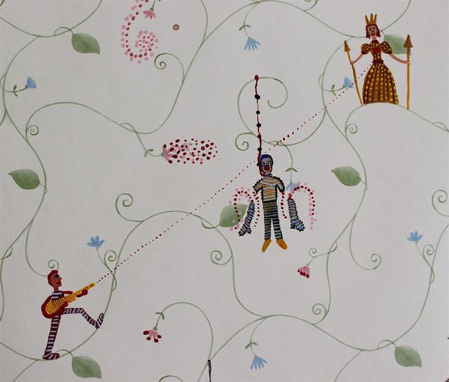 Wallpaper 2, Detail 1