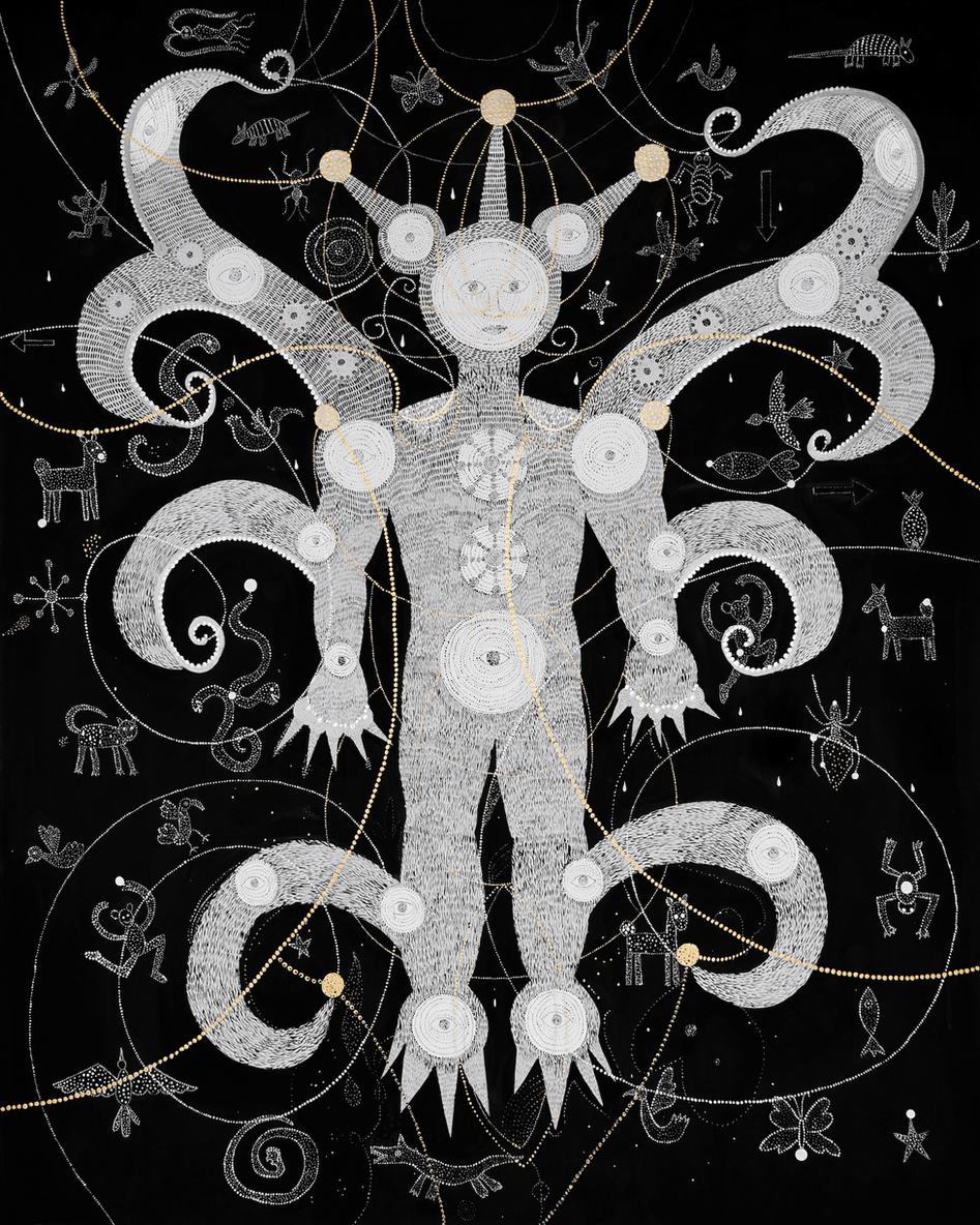 Cosmic Angel, Constellation 1