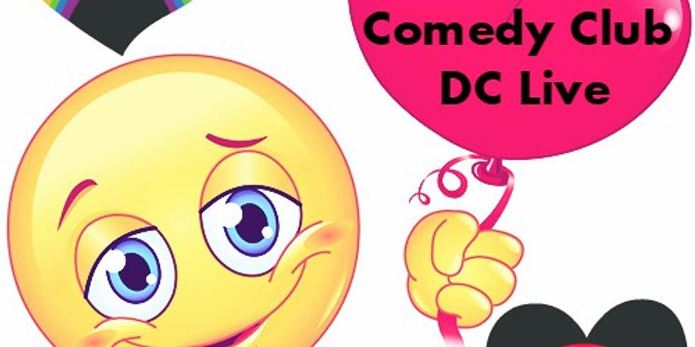 Comedy Club DC Live
