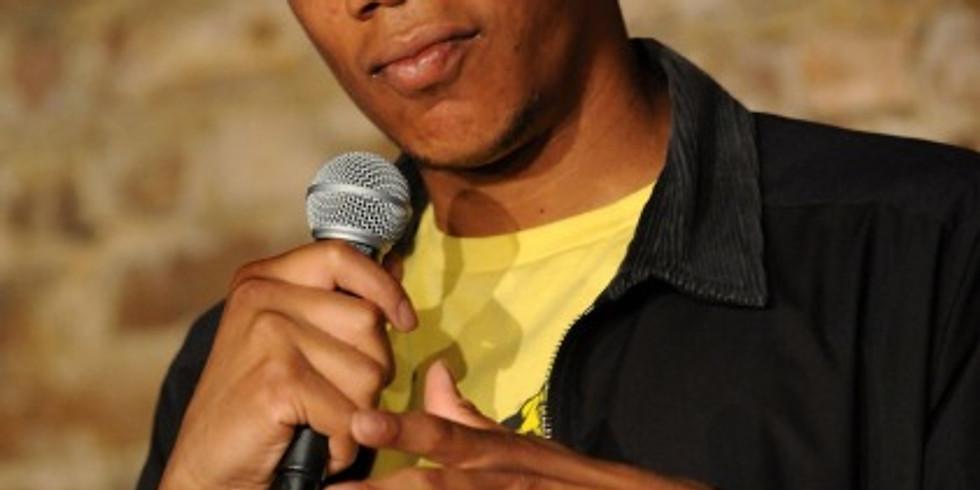Comedian Reese Waters