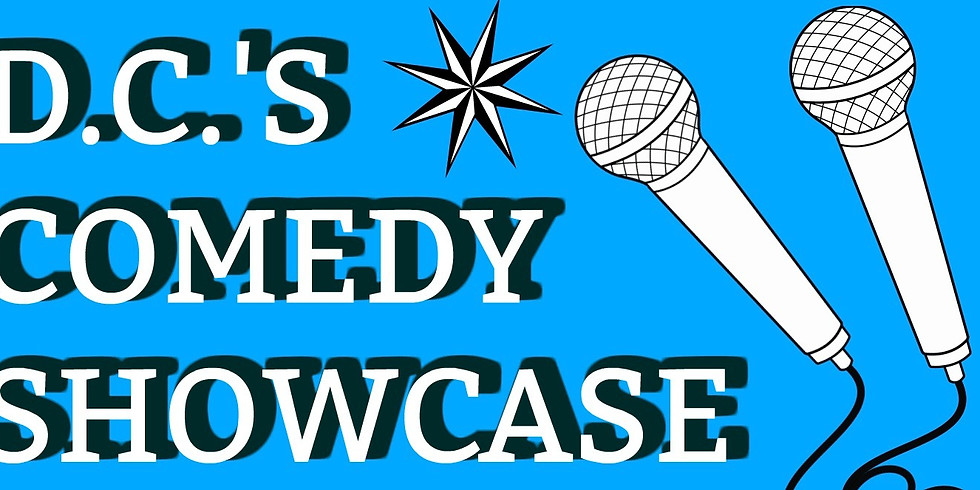 04/16 - D.C.'s Comedy Showcase - Sold Out
