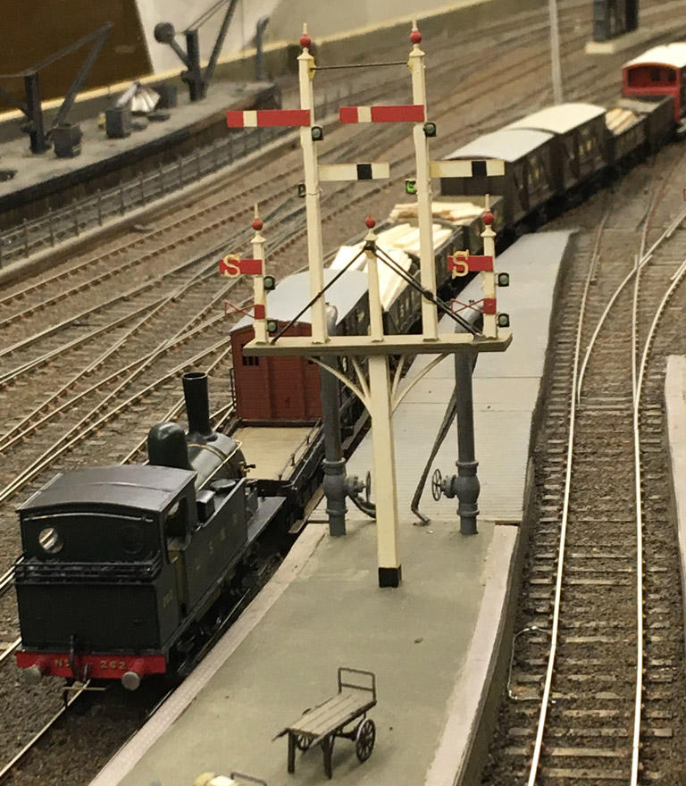 Works Train