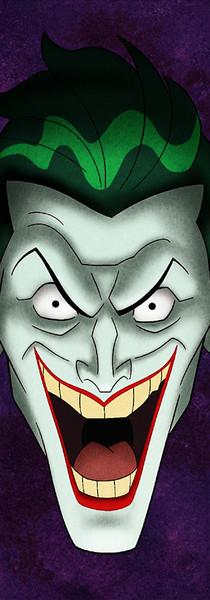 Joker Face Wipe