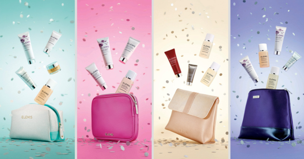 ELEMIS. National Gift with Purchase.