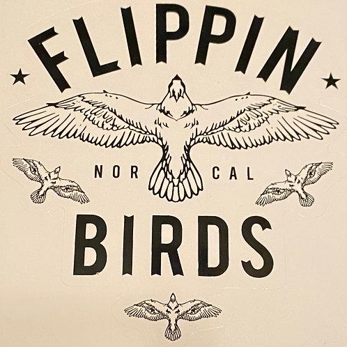 Flippin Birds 3X3