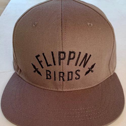 Flippin Birds SnapBack hat