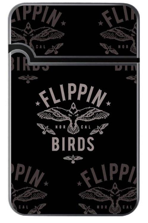 Flippin Birds Refillable lighter