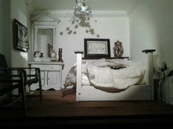 doll house bedroom