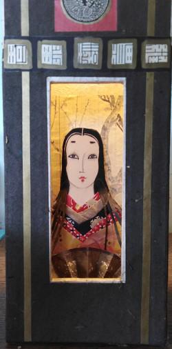 "12"" japanese box theatre"