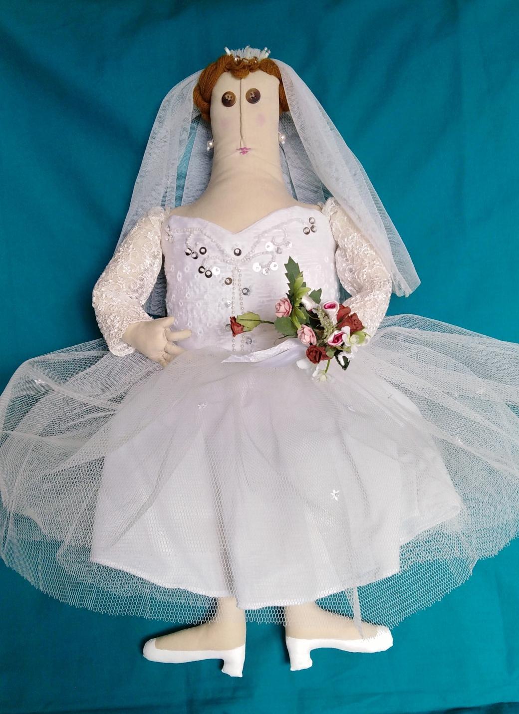 butch bride doll