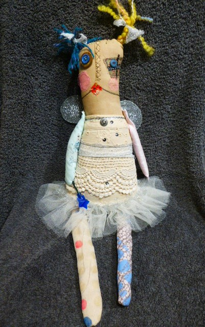 ugly rag doll